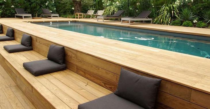 30 aménagements de piscines en bois de palettes