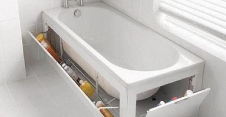 12 super idées pour organiser votre salle de bain!