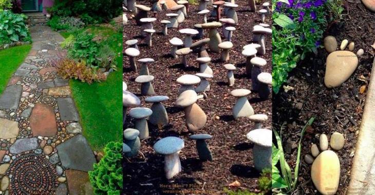 22 décorations extérieures (et +) en pierres