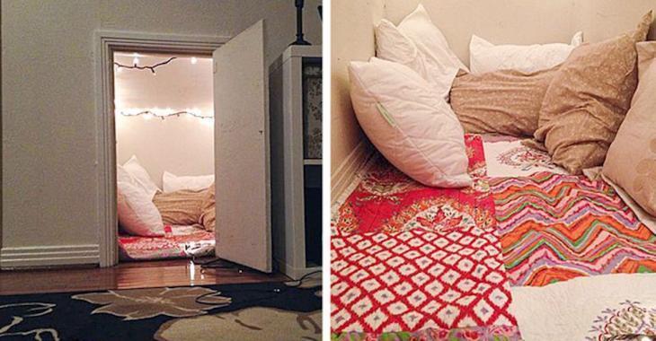 18 personnes qui ont fait preuve de créativité pour instaurer une ambiance chaleureuse dans leur maison