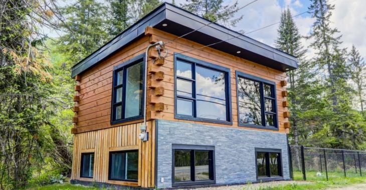 Sensationnelle mini maison nouveau genre vendue meublée à prix avantageux en Outaouais