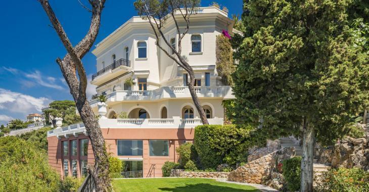 L'ancienne villa de l'acteur Sean Connery à Nice est à vendre