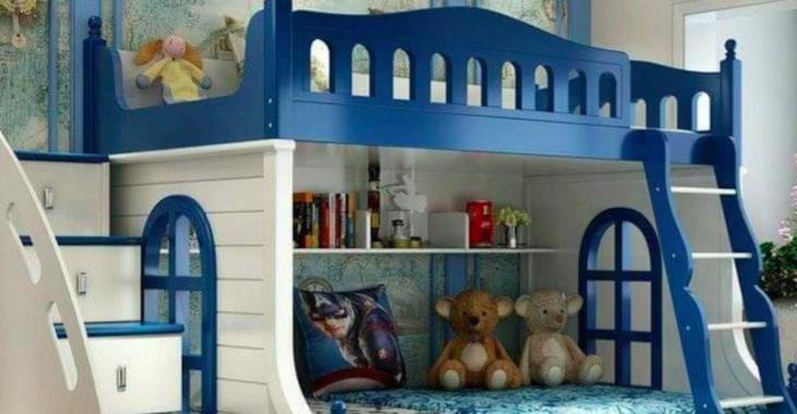 11 idées majestueuses pour une chambre d'enfant!