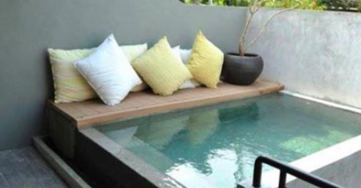Petites piscines: 40 propositions rafraichissantes!