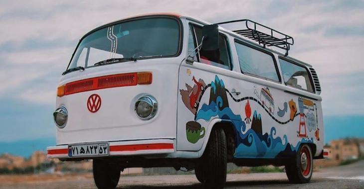 Des bus et des minivans transformés en superbe maisons sur roues