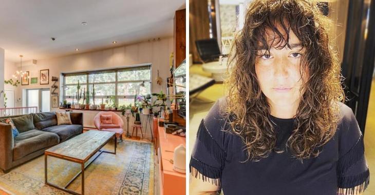 Le superbe condo style loft de Mariana Mazza dans Hochelaga-Maisonneuve est à vendre