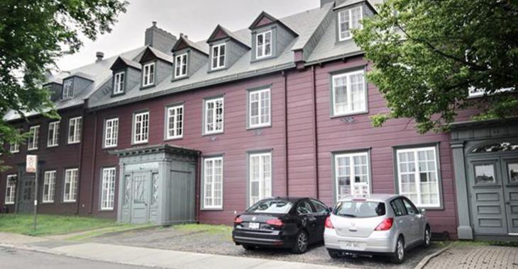 La maison du général Montcalm est à vendre