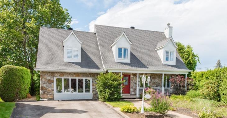 Nouvelle propriété à vendre avec 4 chambres à coucher et 3 salles de bain