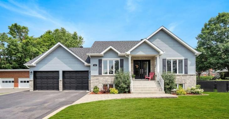 Cette jolie maison, aménagée avec soin, est parfaite pour une jeune famille