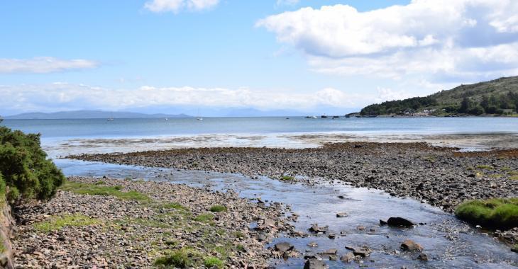 Une île écossaise cherche de nouveaux habitants