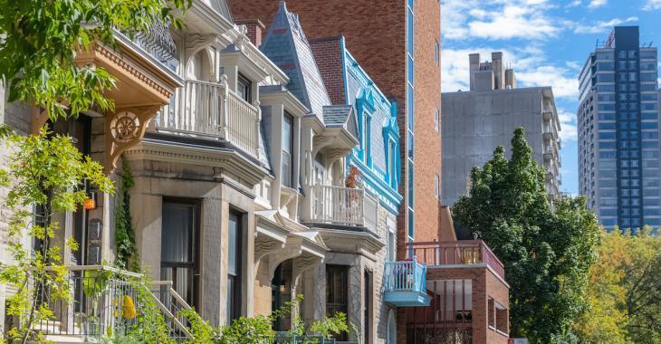 Le prix des maisons a connu l'une des plus fortes hausses en juillet dernier  à Montréal