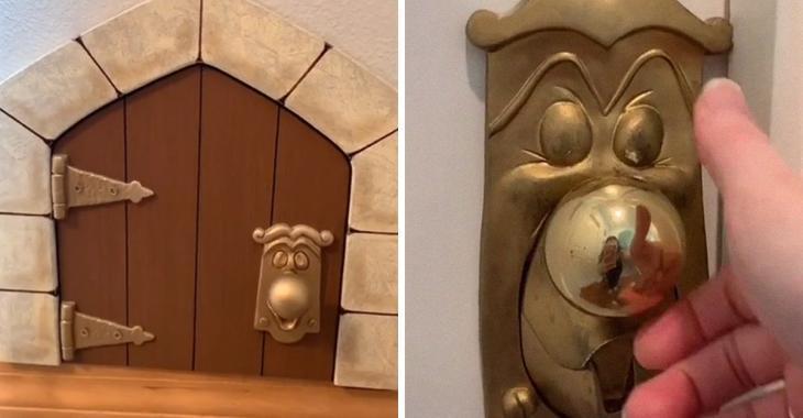 Elle transforme chaque pièce de sa maison sous différents thèmes de Disney
