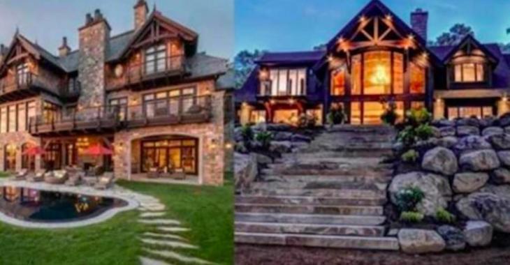 10 propriétés de grand luxe qui sont actuellement sur le marché au Canada