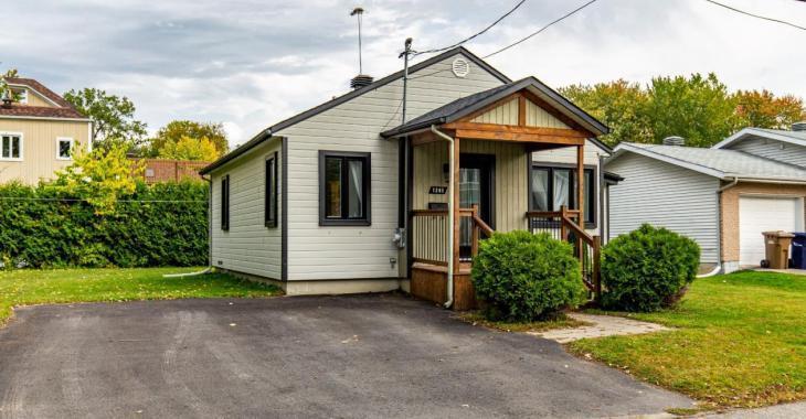 Charmante petite maison à vendre pour 225 000 $