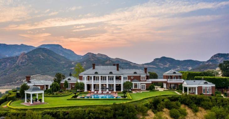 Wayne Gretzky vend son opulent domaine californien conçu par... un québécois!