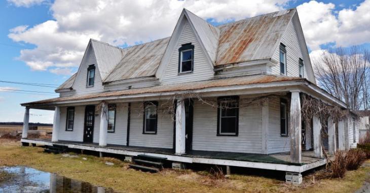 5 choses à considérer lorsque vous vous apprêtez à acheter une maison centenaire!