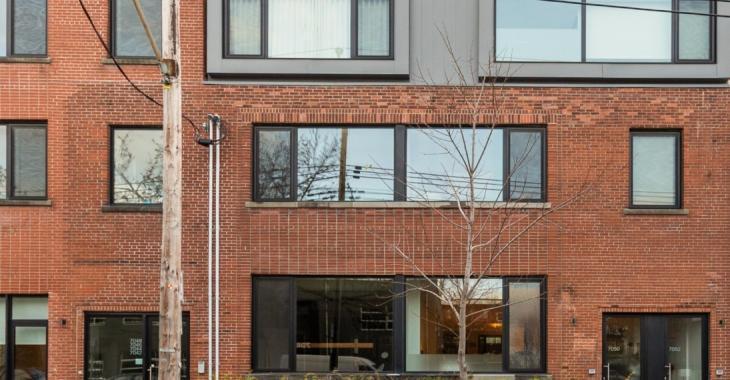 Tant que surprises vous attendent dans ce condo d'architecte à vendre à Montréal!