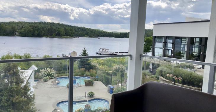 Devenez propriétaire d'une magnifique suite hôtelière dans la région des Laurentides