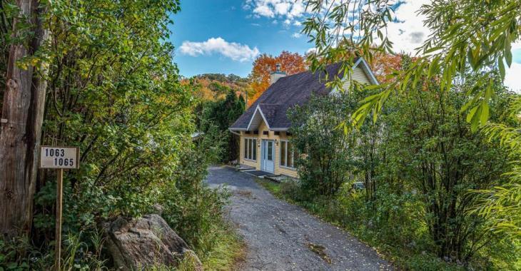 Oasis de paix dans les Laurentides! Maison lumineuse et chaleureuse avec coquet logement au sous-sol