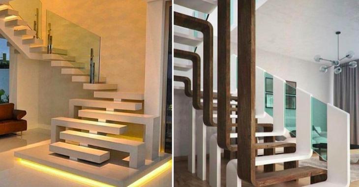 30 escaliers qui sortent vraiment de l'ordinaire