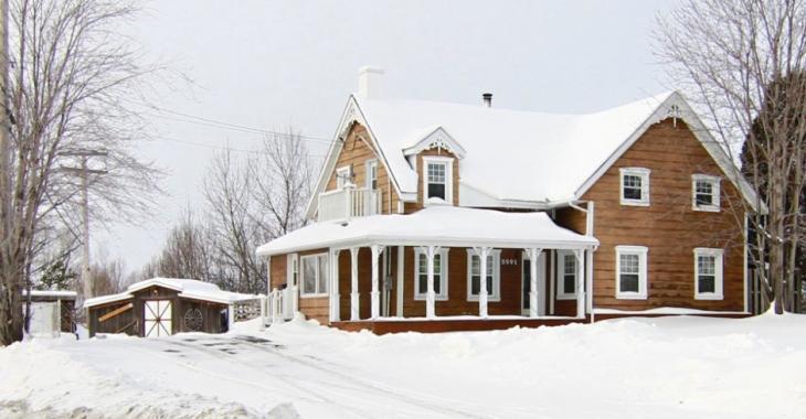Charmante maison de campagne à vendre pour 174 900 $