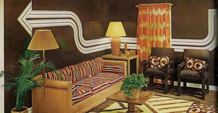 Retour dans le passé: 12 des pires idées de décoration intérieure des années 1970