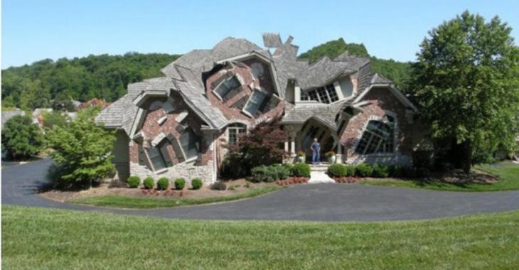 30 maisons insolites ou franchement laides