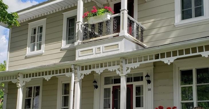 Chaleureuse maison ancestrale de 289 000 $ vendue meublée, décorée et équipée