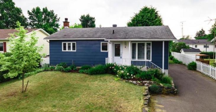 Nouvelle sur le marché ! Parfaite pour la famille avec ses 4 chambres et son grand terrain pour seulement 239 000 $