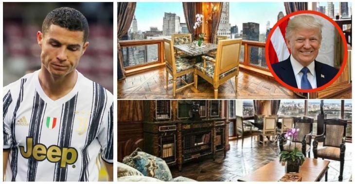 Perte de plus de 10 millions de dollars: Cristiano Ronaldo essaie désespérément de vendre son appartement dans la Trump Tower.