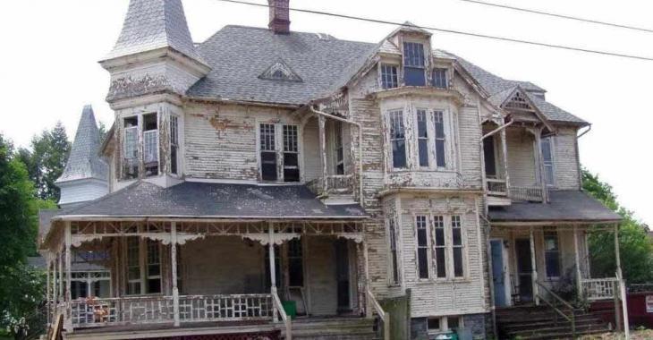 Autrefois la honte du quartier, cette maison «inhabitable» de 1887 a été restaurée avec amour.