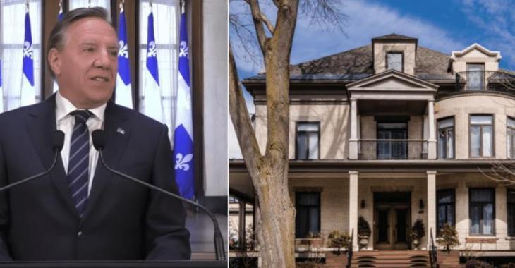 La maison de François Legault a enfin été vendue