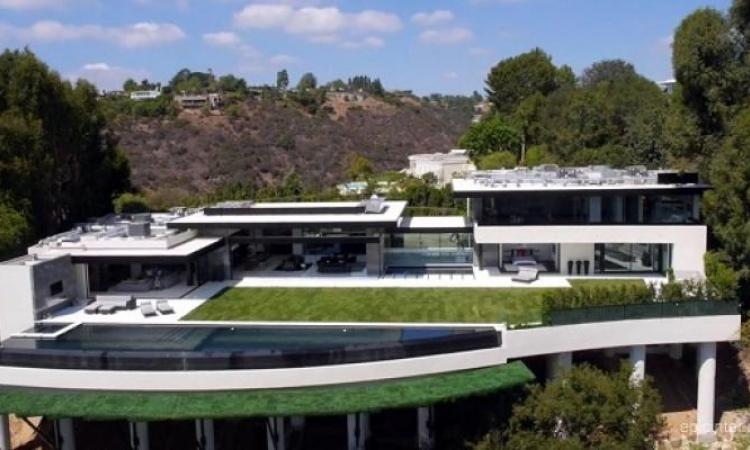 Villa A Vendre Los Angeles #1: ... Une Incroyable Villa De Luxe Est à Vendre à Los Angeles, Attendez De  Voir Le