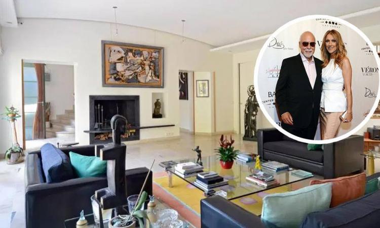 La maison de Céline Dion à Paris est à vendre au prix de 9 300 000$!