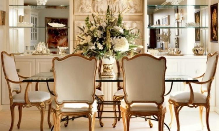 Les 10 salles à manger les plus luxueuses jamais vues!