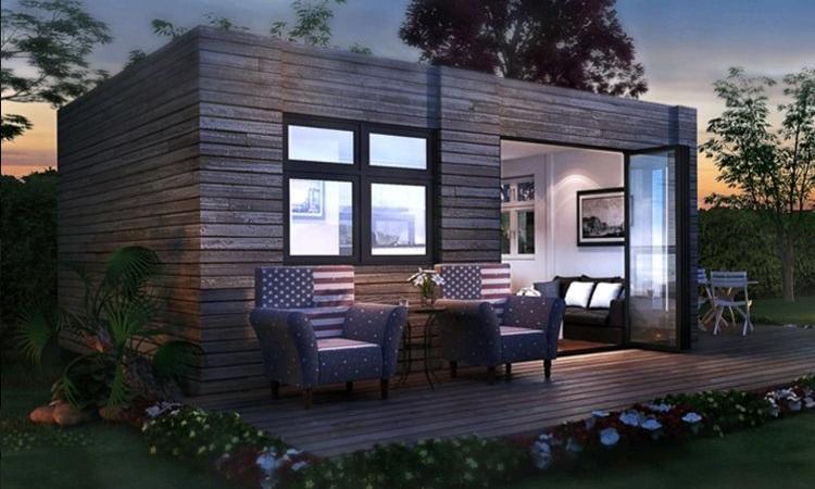 Petite Maison Moderne Op82 Jornalagora