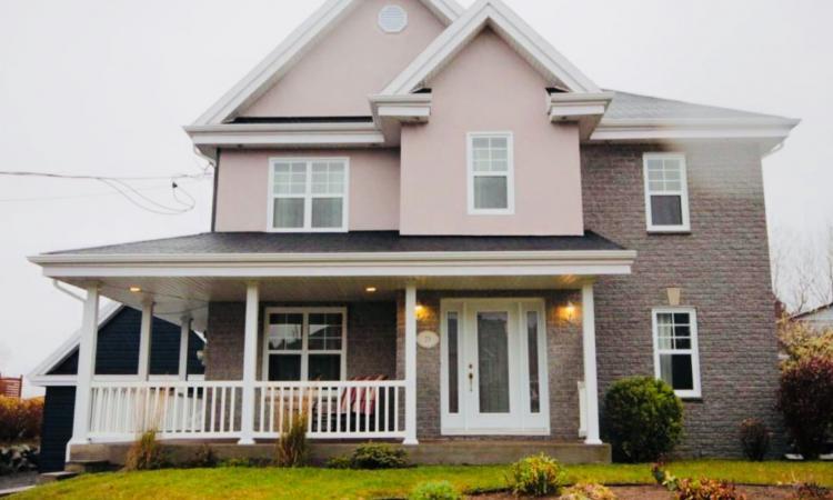 Cette maison de 319 000 $ pourrait faire le bonheur d'une petite famille!