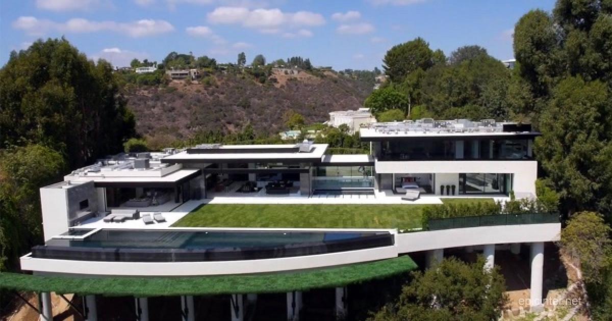 Incroyable Maison A Vendre A Los Angeles #5: Une Incroyable Villa De Luxe Est à Vendre à Los Angeles, Attendez .